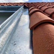 zinguerie neuve sur toiture