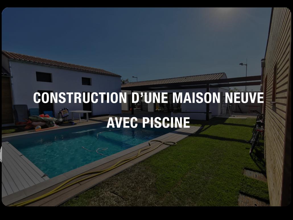 ARTICLE maison neuve